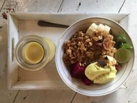 """Photo of Alchemy  by <a href=""""/members/profile/jojoinbrighton"""">jojoinbrighton</a> <br/>Smoothie bowl <br/> August 15, 2017  - <a href='/contact/abuse/image/28110/292853'>Report</a>"""