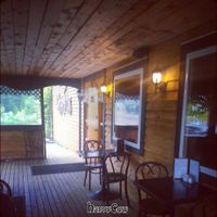 """Photo of Calactus Cafe  by <a href=""""/members/profile/QuothTheRaven"""">QuothTheRaven</a> <br/>Patio <br/> June 27, 2013  - <a href='/contact/abuse/image/2916/50291'>Report</a>"""