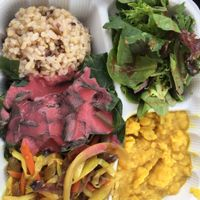 """Photo of Potala Organic Cafe  by <a href=""""/members/profile/Lelele"""">Lelele</a> <br/>yummy, this also comes with a side of soup! so fresh so yummy!  <br/> March 26, 2017  - <a href='/contact/abuse/image/29240/241494'>Report</a>"""