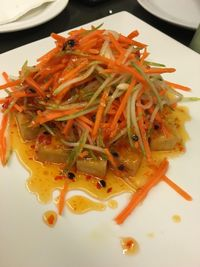 """Photo of The Origin  by <a href=""""/members/profile/One%20Arab%20Vegan"""">One Arab Vegan</a> <br/>Thai style tofu with passion fruit sauce  <br/> October 28, 2015  - <a href='/contact/abuse/image/29461/122993'>Report</a>"""