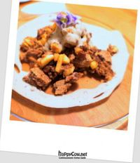 """Photo of Plant Life  by <a href=""""/members/profile/agnesrep"""">agnesrep</a> <br/>Raw vegan apple strudel with vegan vanilla sauce  <br/> May 22, 2012  - <a href='/contact/abuse/image/30261/32116'>Report</a>"""