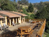 """Photo of Black Sheep Inn  by <a href=""""/members/profile/BlackSheepInn"""">BlackSheepInn</a> <br/>Yoga Deck & Treehouse at Black Sheep Inn <br/> January 16, 2018  - <a href='/contact/abuse/image/30629/347271'>Report</a>"""
