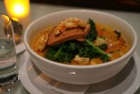 """Photo of Vegetarian Haven  by <a href=""""/members/profile/walkingvegan"""">walkingvegan</a> <br/>Curry Seafood Souper Bowl <br/> January 31, 2016  - <a href='/contact/abuse/image/3237/134380'>Report</a>"""