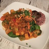 """Photo of Vegetarian Haven  by <a href=""""/members/profile/LadyLaNYC"""">LadyLaNYC</a> <br/>Singapore Seitan <br/> July 19, 2017  - <a href='/contact/abuse/image/3237/282008'>Report</a>"""
