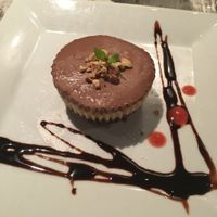 """Photo of Vegetarian Haven  by <a href=""""/members/profile/mcsnv"""">mcsnv</a> <br/>Mocha, Vanilla and Cacao Cheesecake <br/> August 23, 2017  - <a href='/contact/abuse/image/3237/296242'>Report</a>"""