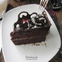 """Photo of Vegetarian Haven  by <a href=""""/members/profile/gabynbrad"""">gabynbrad</a> <br/>Chocolate Fudge Cake <br/> July 7, 2011  - <a href='/contact/abuse/image/3237/9567'>Report</a>"""