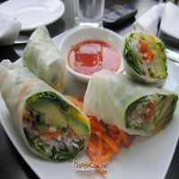 """Photo of Vegetarian Haven  by <a href=""""/members/profile/gabynbrad"""">gabynbrad</a> <br/>fresh spring rolls <br/> July 7, 2011  - <a href='/contact/abuse/image/3237/9568'>Report</a>"""