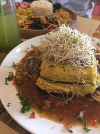 """Photo of Earth Cafe and Market - Ubud  by <a href=""""/members/profile/Lolaf"""">Lolaf</a> <br/>tofu moussaka <br/> September 1, 2017  - <a href='/contact/abuse/image/32487/299603'>Report</a>"""