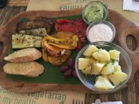 """Photo of Earth Cafe and Market - Ubud  by <a href=""""/members/profile/Lolaf"""">Lolaf</a> <br/>antipasti celebration  <br/> September 1, 2017  - <a href='/contact/abuse/image/32487/328278'>Report</a>"""