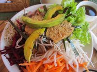 """Photo of Earth Cafe and Market - Ubud  by <a href=""""/members/profile/lindn"""">lindn</a> <br/>Lunch at Down to Earth <br/> June 1, 2014  - <a href='/contact/abuse/image/32487/71234'>Report</a>"""