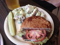 "Photo of CLOSED: Gutenfleischers  by <a href=""/members/profile/calamaestra"">calamaestra</a> <br/>cemita sandwich with potato salad <br/> September 21, 2013  - <a href='/contact/abuse/image/33035/55378'>Report</a>"
