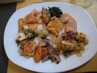 """Photo of Ops Cucina Mediterranea  by <a href=""""/members/profile/LisPSC"""">LisPSC</a> <br/>food from the buffet <br/> January 13, 2016  - <a href='/contact/abuse/image/33562/132228'>Report</a>"""