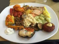 """Photo of Ops Cucina Mediterranea  by <a href=""""/members/profile/ToastedAlmond"""">ToastedAlmond</a> <br/>very delicious!   <br/> July 21, 2016  - <a href='/contact/abuse/image/33562/161352'>Report</a>"""