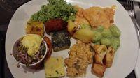 """Photo of Ops Cucina Mediterranea  by <a href=""""/members/profile/Birba72"""">Birba72</a> <br/>piatto tipico con tanti assaggini <br/> March 1, 2017  - <a href='/contact/abuse/image/33562/231411'>Report</a>"""