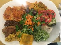 """Photo of Ops Cucina Mediterranea  by <a href=""""/members/profile/Traveling.Plant_Eater"""">Traveling.Plant_Eater</a> <br/>A little of Everything! <br/> July 31, 2017  - <a href='/contact/abuse/image/33562/287156'>Report</a>"""