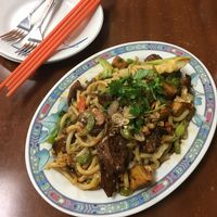 """Photo of Vinh Loi Tofu  by <a href=""""/members/profile/maikedge"""">maikedge</a> <br/>Udon noodles with BBQ Duck  <br/> October 27, 2016  - <a href='/contact/abuse/image/3385/184626'>Report</a>"""