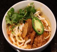 """Photo of Vinh Loi Tofu  by <a href=""""/members/profile/quarrygirl"""">quarrygirl</a> <br/>soup 2010 <br/> February 2, 2012  - <a href='/contact/abuse/image/3385/190579'>Report</a>"""