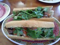"""Photo of Vinh Loi Tofu  by <a href=""""/members/profile/Sonja%20and%20Dirk"""">Sonja and Dirk</a> <br/>banh mi <br/> January 3, 2015  - <a href='/contact/abuse/image/3385/89427'>Report</a>"""