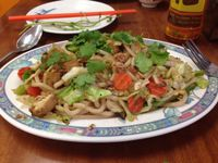 """Photo of Vinh Loi Tofu  by <a href=""""/members/profile/Kyliens"""">Kyliens</a> <br/>stir fried udon with extra tofu <br/> March 22, 2015  - <a href='/contact/abuse/image/3385/96549'>Report</a>"""
