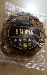 """Photo of Sweets from the Earth  by <a href=""""/members/profile/vegnbee"""">vegnbee</a> <br/>S'mores Cookie! <br/> May 17, 2018  - <a href='/contact/abuse/image/34329/401028'>Report</a>"""