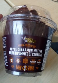 """Photo of Sweets from the Earth  by <a href=""""/members/profile/vegnbee"""">vegnbee</a> <br/>Apple Cinnamon Muffin <br/> May 22, 2018  - <a href='/contact/abuse/image/34329/403183'>Report</a>"""