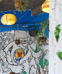 "Photo of The Forest Cafe  by <a href=""/members/profile/EmmaFaeEdinburgh"">EmmaFaeEdinburgh</a> <br/>Art at the Forest Cafe <br/> March 4, 2018  - <a href='/contact/abuse/image/34384/366788'>Report</a>"