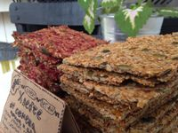 "Photo of CLOSED: Vegan Kitsch  by <a href=""/members/profile/AnitaKlasanova"">AnitaKlasanova</a> <br/>Raw and baked vegan crackers. Vegan Kitschn is a modern mix of raw, vegan and superfood power foods. All vegan <br/> January 23, 2014  - <a href='/contact/abuse/image/34411/63008'>Report</a>"