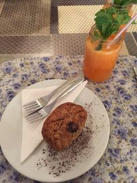 """Photo of Cafe Camelia  by <a href=""""/members/profile/Serenella"""">Serenella</a> <br/>Cake banana and chocolate <br/> April 18, 2017  - <a href='/contact/abuse/image/34450/249596'>Report</a>"""