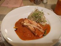 """Photo of Cafe Camelia  by <a href=""""/members/profile/steveveg"""">steveveg</a> <br/>Rice with tofu <br/> May 8, 2017  - <a href='/contact/abuse/image/34450/257054'>Report</a>"""