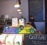 """Photo of VO2 Vegan Cafe  by <a href=""""/members/profile/Babette"""">Babette</a> <br/>More sweets and inside of coffee shop <br/> February 4, 2014  - <a href='/contact/abuse/image/34862/202225'>Report</a>"""