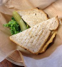 """Photo of VO2 Vegan Cafe  by <a href=""""/members/profile/Jeopardy"""">Jeopardy</a> <br/>Tofurky Melt <br/> July 25, 2015  - <a href='/contact/abuse/image/34862/202226'>Report</a>"""