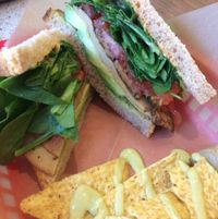 """Photo of VO2 Vegan Cafe  by <a href=""""/members/profile/guacgirl"""">guacgirl</a> <br/>club <br/> May 19, 2017  - <a href='/contact/abuse/image/34862/260431'>Report</a>"""