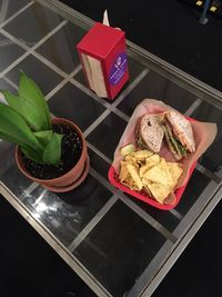 """Photo of VO2 Vegan Cafe  by <a href=""""/members/profile/StephanieKirkpatrick"""">StephanieKirkpatrick</a> <br/>The Dylan sandwich on rye <br/> June 27, 2017  - <a href='/contact/abuse/image/34862/274146'>Report</a>"""