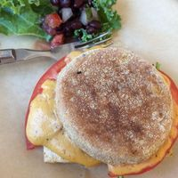 """Photo of VO2 Vegan Cafe  by <a href=""""/members/profile/Dogs429"""">Dogs429</a> <br/>breakfast  <br/> July 17, 2014  - <a href='/contact/abuse/image/34862/74252'>Report</a>"""