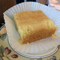 """Photo of VO2 Vegan Cafe  by <a href=""""/members/profile/Dogs429"""">Dogs429</a> <br/>Lemon cake  <br/> July 17, 2014  - <a href='/contact/abuse/image/34862/74254'>Report</a>"""