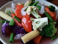 """Photo of Anchan Vegetarian Restaurant  by <a href=""""/members/profile/eric"""">eric</a> <br/>mixed veggies <br/> June 15, 2016  - <a href='/contact/abuse/image/34920/154004'>Report</a>"""