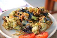 "Photo of Anchan Vegetarian Restaurant  by <a href=""/members/profile/reissausta%20ja%20ruokaa"">reissausta ja ruokaa</a> <br/>Tempura flowers.  <br/> September 22, 2016  - <a href='/contact/abuse/image/34920/177364'>Report</a>"