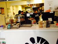 """Photo of Blossom Du Jour - Midtown  by <a href=""""/members/profile/cookiem"""">cookiem</a> <br/>The counter <br/> August 23, 2014  - <a href='/contact/abuse/image/35196/77955'>Report</a>"""