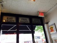 """Photo of Blossom Du Jour - Midtown  by <a href=""""/members/profile/cookiem"""">cookiem</a> <br/>The doors and windows - front view <br/> August 23, 2014  - <a href='/contact/abuse/image/35196/77957'>Report</a>"""