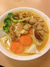 "Photo of Aunty Mena's  by <a href=""/members/profile/JuliasJourney"">JuliasJourney</a> <br/>Chicken laksa <br/> September 1, 2017  - <a href='/contact/abuse/image/3540/299644'>Report</a>"