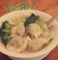 "Photo of Aunty Mena's  by <a href=""/members/profile/AlexandraBrown"">AlexandraBrown</a> <br/>dumpling soup <br/> January 10, 2018  - <a href='/contact/abuse/image/3540/344917'>Report</a>"