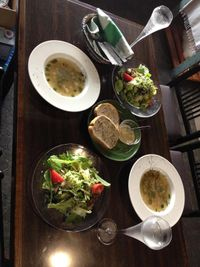 """Photo of CLOSED: Vespera's Falafel  by <a href=""""/members/profile/eiji"""">eiji</a> <br/>soup of the day <br/> June 30, 2014  - <a href='/contact/abuse/image/36290/73008'>Report</a>"""