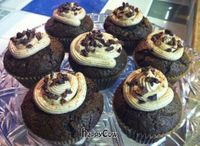 """Photo of Superfresh Organic Cafe  by <a href=""""/members/profile/Equilibrium"""">Equilibrium</a> <br/>Chocolate Chipotle Cupcakes w/ Cinnamon Frosting & Cacao Nibs <br/> January 29, 2013  - <a href='/contact/abuse/image/36615/43483'>Report</a>"""