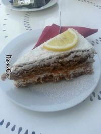 """Photo of Harvest Cafe Bistrot  by <a href=""""/members/profile/Harp"""">Harp</a> <br/>lemon coconut cake <br/> May 7, 2013  - <a href='/contact/abuse/image/37469/204480'>Report</a>"""