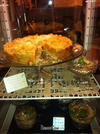"""Photo of Harvest Cafe Bistrot  by <a href=""""/members/profile/SidData"""">SidData</a> <br/>Peach Streussel Cake <br/> June 1, 2013  - <a href='/contact/abuse/image/37469/49023'>Report</a>"""