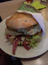 """Photo of Harvest Cafe Bistrot  by <a href=""""/members/profile/JazzyCow"""">JazzyCow</a> <br/>Seitan doner <br/> August 10, 2014  - <a href='/contact/abuse/image/37469/76459'>Report</a>"""