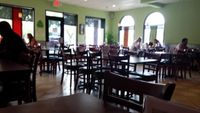 """Photo of CLOSED: Green Leaf Vegetarian Restaurant  by <a href=""""/members/profile/Gizzykat"""">Gizzykat</a> <br/>dining area <br/> August 19, 2014  - <a href='/contact/abuse/image/37620/77484'>Report</a>"""