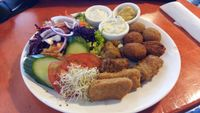 """Photo of De Vegetarische Snackbar  by <a href=""""/members/profile/Gudrun"""">Gudrun</a> <br/>De Vegetarische Snackbar <br/> April 28, 2015  - <a href='/contact/abuse/image/37902/100552'>Report</a>"""