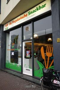 """Photo of De Vegetarische Snackbar  by <a href=""""/members/profile/Gudrun"""">Gudrun</a> <br/>De Vegetarische Snackbar <br/> April 11, 2013  - <a href='/contact/abuse/image/37902/46856'>Report</a>"""