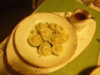 """Photo of Vegafe - Totoriu g.  by <a href=""""/members/profile/EvaRoti"""">EvaRoti</a> <br/>Dumplings with pea filling and delicious broth <br/> August 27, 2016  - <a href='/contact/abuse/image/39160/171716'>Report</a>"""